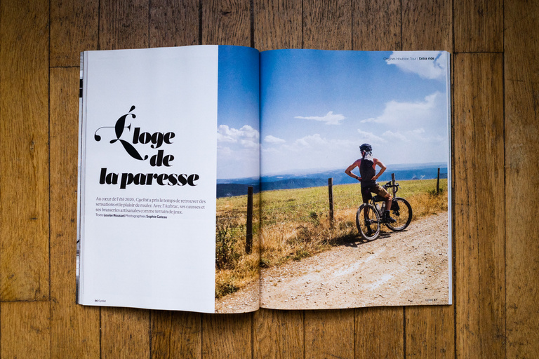 Sophie Gateau - Editorial / Cyclist - Houblon Tour - Editorial / Cyclist - 09/2020 -01