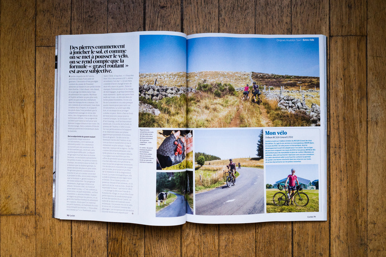 Sophie Gateau - Editorial / Cyclist - Houblon Tour - Editorial / Cyclist - 09/2020 -03