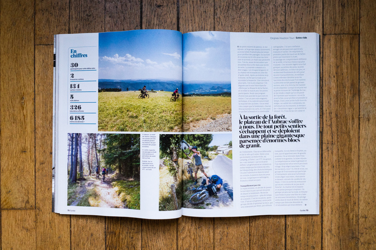 Sophie Gateau - Editorial / Cyclist - Houblon Tour - Editorial / Cyclist - 09/2020 -04