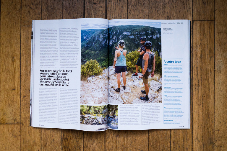 Sophie Gateau - Editorial / Cyclist - Houblon Tour - Editorial / Cyclist - 09/2020 -05
