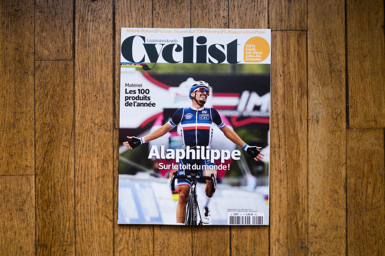 Sophie Gateau - Editorial / Cyclist - Houblon Tour - Editorial / Cyclist - 09/2020 -06